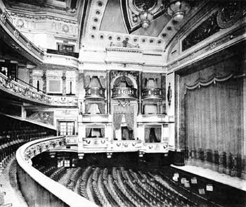 Auditorium in 1922 immediately after its major overhaul; from the Historic England Archive (JPG)